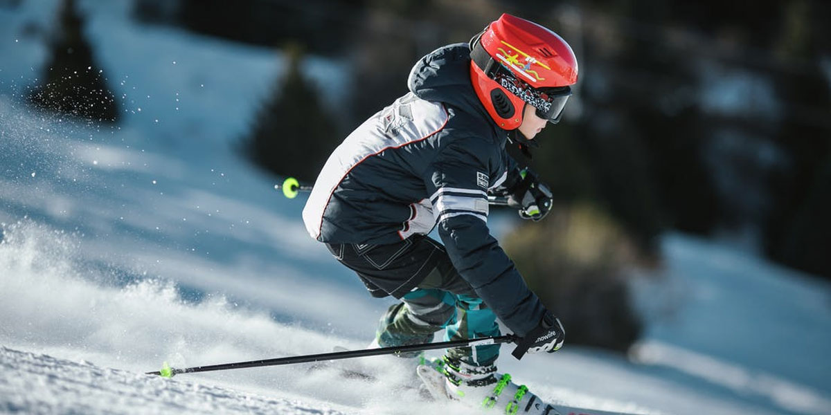 Snow Sports Competition For Kids